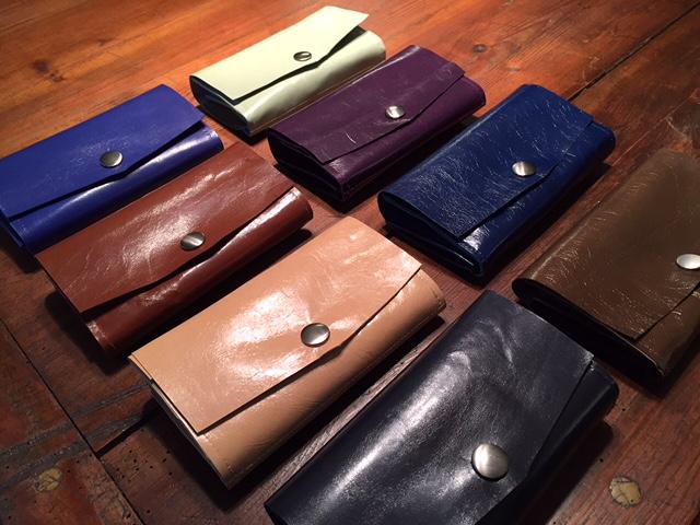 Portemonnaie aus Leder von meinweiß
